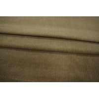 Вельвет хлопковый бежево-коричневый PRT-I5 06021912
