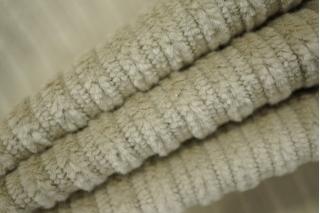 Вельвет хлопковый серо-бежевый PRT-I5 06021914