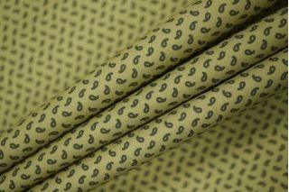 Поплин сорочечный огурцы PRT 12031926