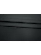 Крепдешин шелковый черный PRT-D5 14031905