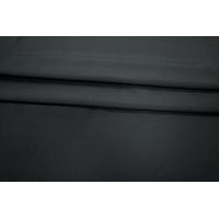 Крепдешин шелковый черный PRT 058-G2 14031905