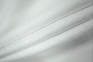 Футер хлопковый белый PRT-T5 14031910