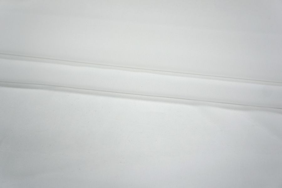 ОТРЕЗ 2,9 М Шифон-креп белый вискозный PRT-A3 06021925-2
