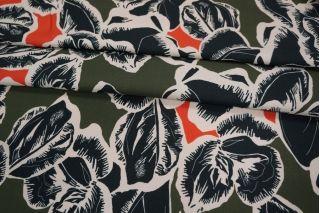Вискоза плательная крупные цветы PRT-H5 07021908