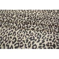 Шифон вискозный леопард PRT-Н2 08021904