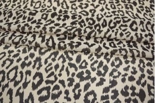 Шифон вискозный леопард PRT-A2 08021904