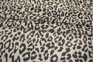 Шифон вискозный леопард PRT-F3 08021904