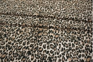 ОТРЕЗ 1,2 М Штапель леопард LEO-B2 18021901-2