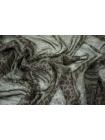 ОТРЕЗ 2,75 М Шифон вискозный темно-зеленый PRT-Н2 08021906-2