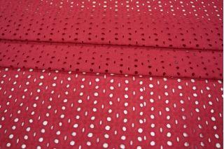 Шитье хлопковое ягодное PRT-I6 09021908