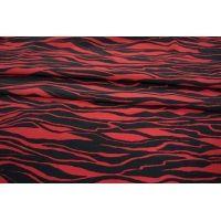 ОТРЕЗ 1,8 М Креповая вискоза зебра LEO-H3 18021902-1