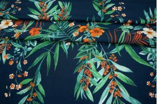 Штапель цветы КУПОН LEO-Н3 18021908