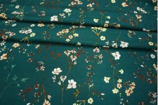 Вискоза плательная цветы LEO-A7 26031901