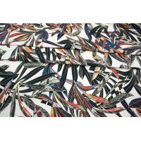 Джинса плательная орнамент LEO-B5 26031905