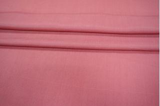 Рогожка шелковая с хлопком розовая PRT1-H2 21021901