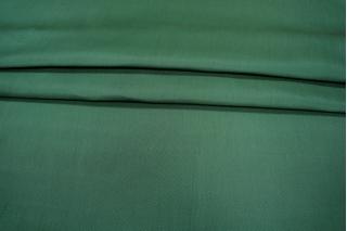 Тонкий костюмный шелк с вискозой зеленый PRT-H2 21021904