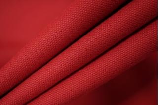 Хлопок насыщенный красный canvas PRT1-H7 21021911