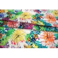Вискоза плательная Monnalisa цветы PRT-T5 21021914