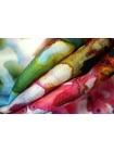 Вискоза плательная Monnalisa абстрактные цветы КУПОН PRT-H4 21021917