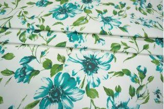 Сатин плательный цветы PRT-H7 21021918