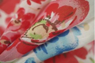 Батист хлопок с шелком цветочный PRT-B4 25021902