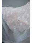 Батист в горох белый филькупе PRT-D5 25021911