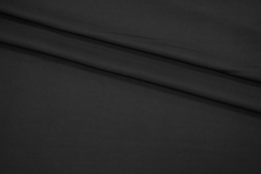Костюмно-плательная вискоза черная PRT 032-H6 02041902