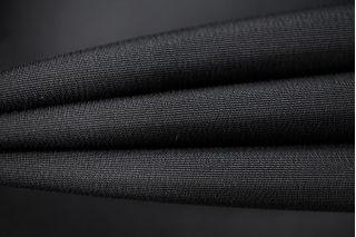 Костюмно-плательная вискоза черная PRT1-T3 02041902