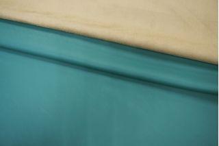 Кожзам с замшей приглушенно-мятный PRT-i2 22031912
