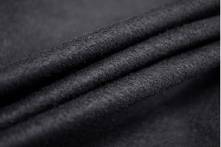 Замша трикотажная односторонняя черная PRT-I2 25031913