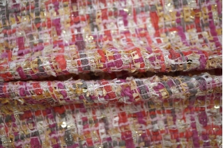 Шанель нарядная с пайетками PRT-H5 20031907
