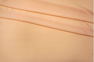 Крепдешин тонкий шелковый персик PRT 037-G3 20031909
