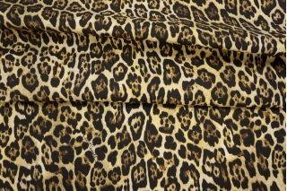 Репс костюмный хлопковый леопард Cavalli PRT-B7 27031932