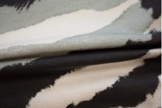 Трикотаж хлопковый полоски Cavalli PRT-D4 28031908
