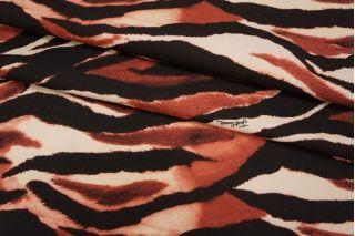 Футер хлопковый полосы красные Cavalli PRT-D4 28031917