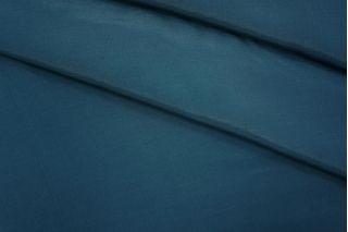 Плательная вискоза темно-бирюзовая PRT-H5 01051930