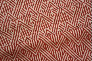 Жаккард хлопковый геометрия PRT-H7 03051914