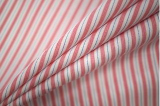 Хлопок рубашечный в полоску PRT-B2 03051916