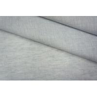 Рубашечный лен светло-серый меланж PRT-G5 03051920