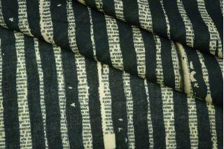 Марлевка с принтом надписи PRT-B4 03051923