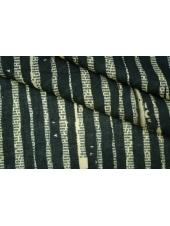 ОТРЕЗ 2.5 М Марлевка с принтом надписи PRT-B4 03051923-1