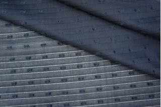 Тонкий хлопок темный сине-серый мушки PRT-G6 03051932