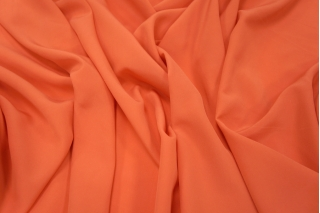 Шелк плательно-блузочный оранжево-розовый PRT 076-G3 22031917
