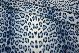 Трикотаж хлопковый леопард Cavalli PRT-L3 27031930