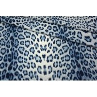 Трикотаж хлопковый леопард Cavalli PRT-D3 27031930