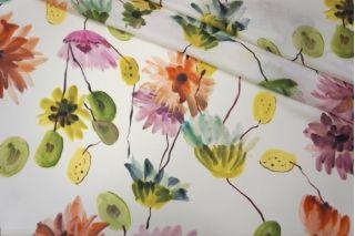 Тонкий вискозный креп цветы PRT-H3-002 21031903