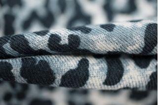 Твил плательный леопард PRT 048-H3 21031905