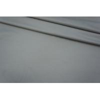 Плательный шелк с вискозой серый PRT1 21031907