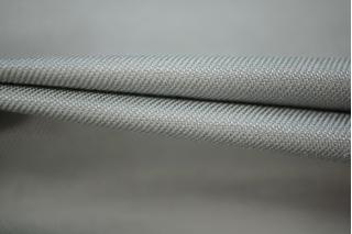 Плательный шелк с вискозой серый PRT 084-G4 21031907