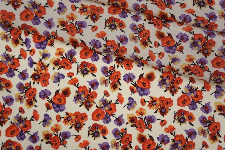 Полиэстер тонкий цветочный PRT-A2 22031916
